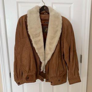 Wilson's Leather Adventure Bound Suede Jacket
